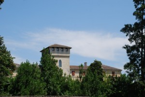 il castello di Suno