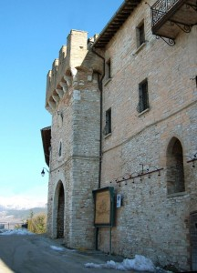 Torre merlata