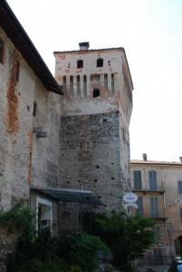 una torre nel paese
