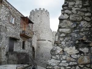 Castello orsini lato sud