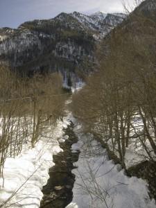 Inverno a Casteldelfino