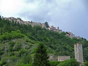 Cerreto e Borgo Cerreto.