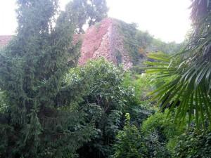 Le mura di Volpiano