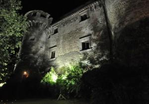 Toujours il de Nuit - Château Orsini (Sec. XII) - Vasanello (VT)
