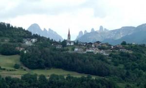 Panorama di Tiso 2