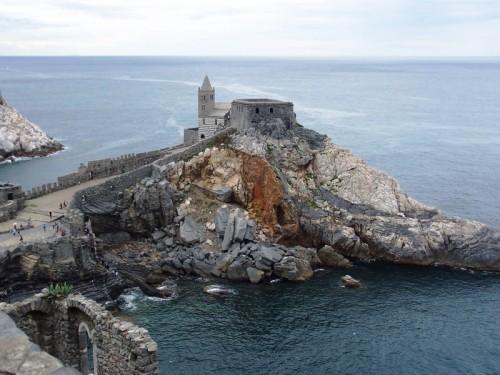 Portovenere - il Castrum Vetus