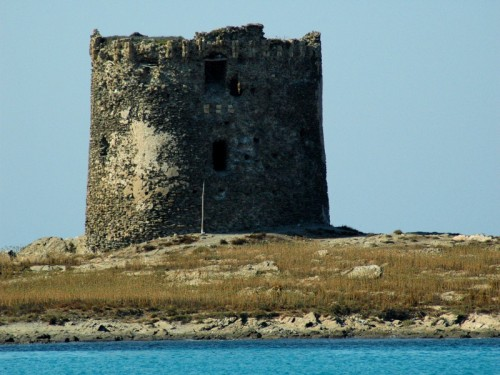 Stintino - Torre La pelosa.