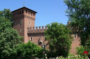 Il castello del borgo medievale