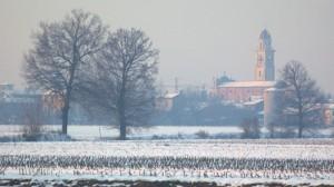 neve nei campi