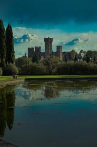 valeggio: il castello