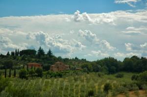 montepulciano: i dintorni