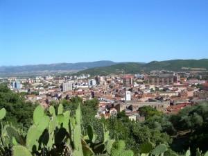 La città di Iglesias