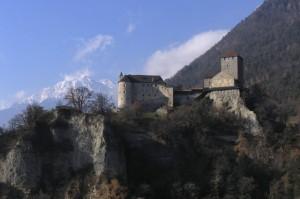 Castel Tirolo a Tirolo (Südtirol)
