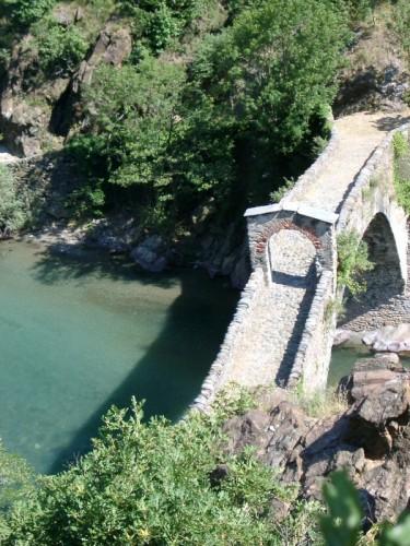Lanzo Torinese - Ponte del diavolo