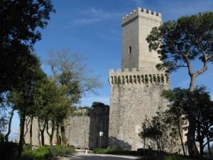 erice il castello