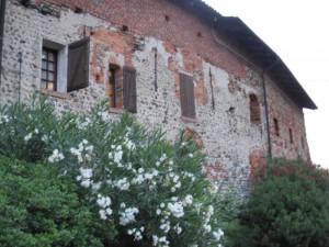 mura esterne del castello