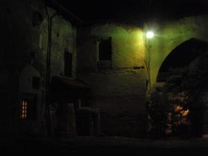 Notte in castello