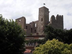 La Rocca di Passignano.