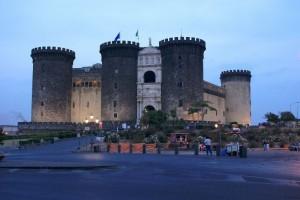 Il Maschio Angioino di Napoli