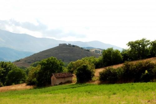 Sant'Eusanio Forconese - Panorama di Sant'Eusanio
