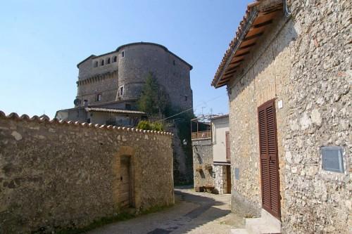 Torricella in Sabina - Da Brancaleone a gli Orsini