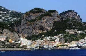 """"""" Amalfi dal Mare """""""