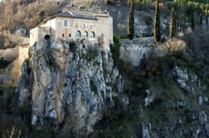 """""""Convento Francescano """" di Sant'Angelo di Ocre"""