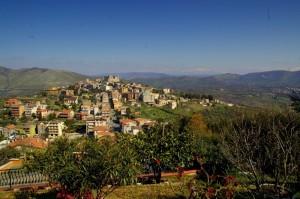 Panoramica di Nerola