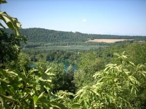 Monticchio i due laghi