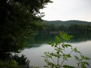 Monticchio il lago grande
