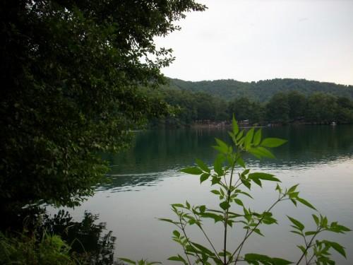 Rionero in Vulture - Monticchio il lago grande