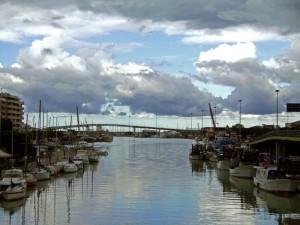 Porto Canale.