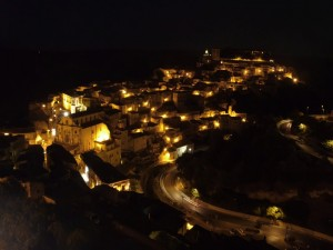 Ibla by night