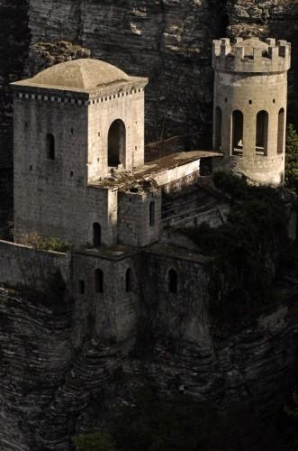 Erice - La fortezza nella roccia