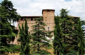 il castello di Bazzano