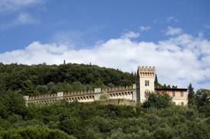 il castello di giorno