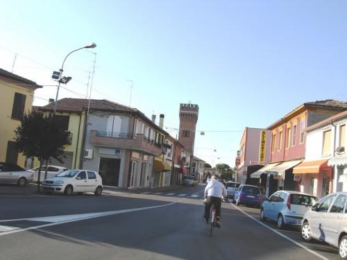 Lagosanto - torre dell'orologio