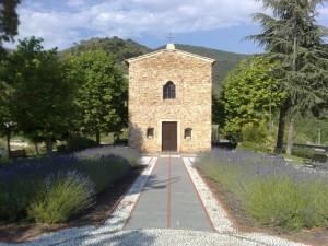Chiesa (Oratorio) di San Bernardo - Seborga (IM)