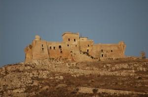 Il forte di Monte S. Caterina
