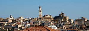 Panorama di Macerata