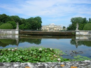 Villa Pisani con parco e peschiera