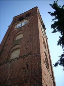 Torre su casa di via maestra