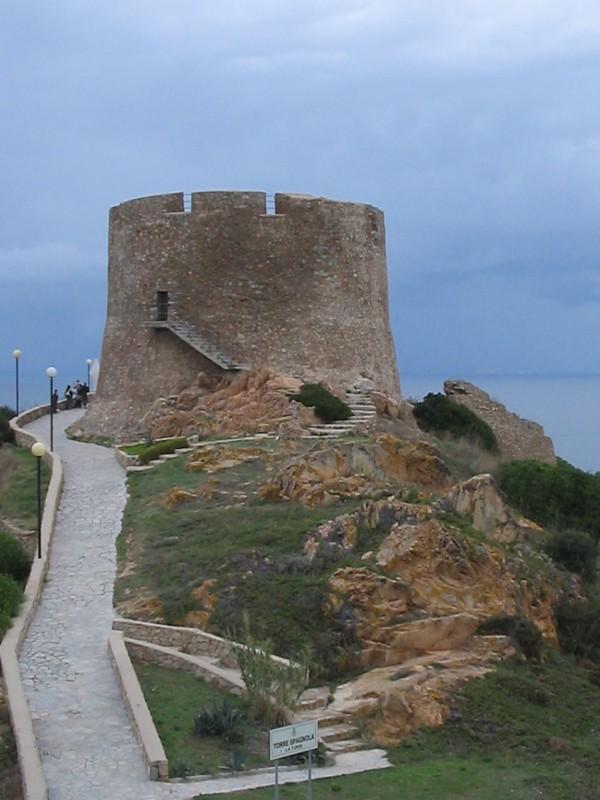 ''Torre spagnola'' - Santa Teresa Gallura