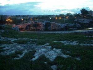 Panoramica dalla Balza Akradina