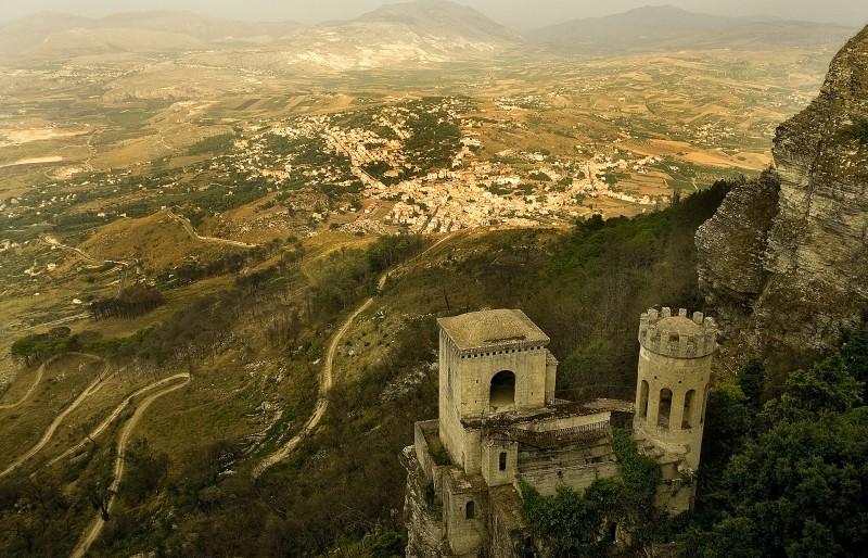 ''Castello Pepoli'' - Erice