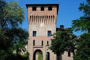 Casalgrande, il castello