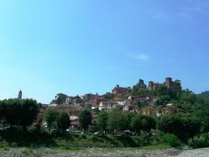 Panorama di Costigliole Saluzzo