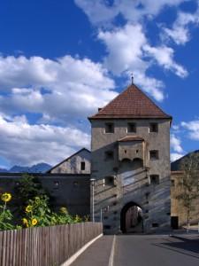 Glorenza, un borgo fortificato