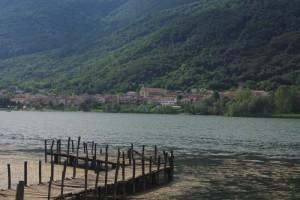 Revine vista dal suo lago