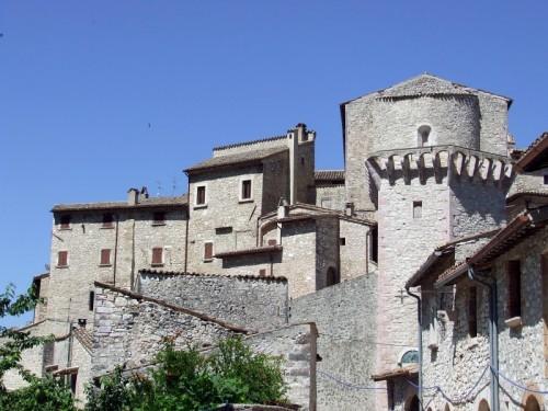 Vallo di Nera - borgo